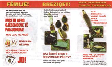 Landmines Problem