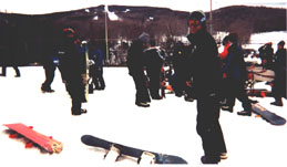 Killington's Perfect Turn Snowboard School