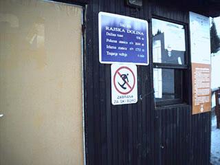 no boarders allowed